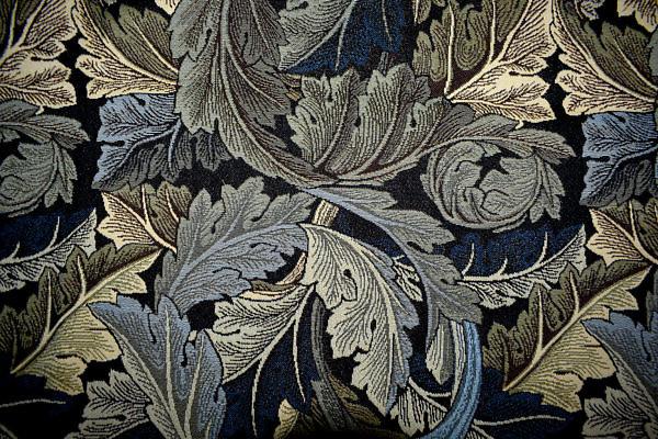 Листья серые Моррис